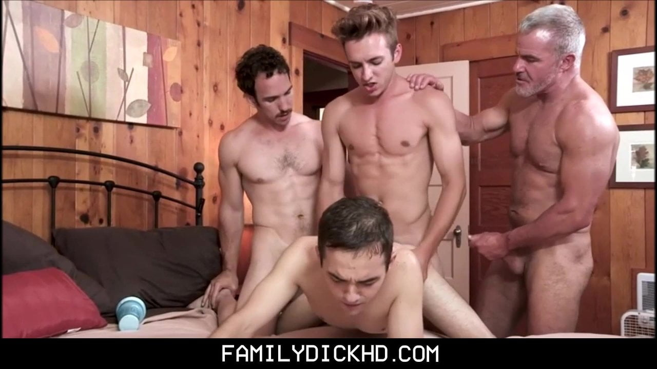 Gay father son family sex pics